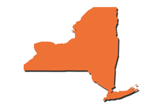 New York State OGS Contract Map